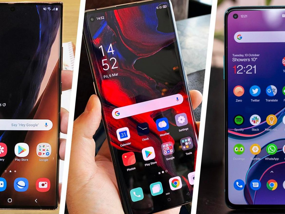 The 6 best smartphones with screens for Oscars